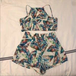 Show me your mumu short set